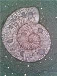 Obras de arte: America : México : Chihuahua : ciudad_juarez : cosmos