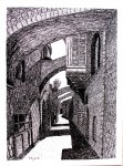 Obras de arte: Asia : Israel : Haifa : NEWE_SHAANAN : OLD JERUSALEM