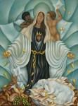 Obras de arte: America : México : Mexico_Distrito-Federal : Coyoacan : LA MADRE DE LA VICTIMA