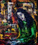 Obras de arte: Europa : Bulgaria : Veliko_Turnovo : Veliko_Tarnovo : Self Portrait