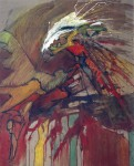 Obras de arte: America : Perú : Lima : Jesus_Maria : Angel III