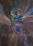Obras de arte: America : Perú : Lima : Jesus_Maria : Angel IV