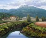 Obras de arte: Europa : España : Catalunya_Girona : La_vall_de_Bas : Mas Buscà