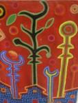 Obras de arte: America : Perú : Cusco : cusco_ciudad : sabiduria