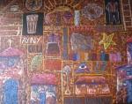 Obras de arte: America : Perú : Cusco : cusco_ciudad : allpa llank'ac