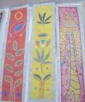 Obras de arte: America : Perú : Cusco : cusco_ciudad : tres colores