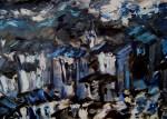 Obras de arte: Europa : Bulgaria : Veliko_Turnovo : Veliko_Tarnovo : The Blue Morning