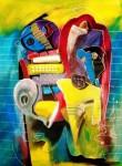 Obras de arte: America : M�xico : Baja_California : tijuana : Rictus
