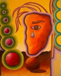 Obras de arte: America : Perú : Cusco : cusco_ciudad : TRISTEZA