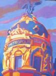 Obras de arte: Europa : España : Madrid : Boadilla_del_Monte : Edificio Metropolis