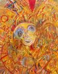 Obras de arte: America : Perú : Lima : chosica : EKEKO