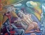Obras de arte: America : México : Mexico_Distrito-Federal : Mexico_D_F : Genesis de la Moral