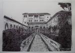 Obras de arte: Europa : España : Andalucía_Granada : churriana : Generalife