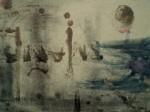 Obras de arte: Europa : España : Andalucía_Granada : Motril : Mar de luna