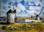Obras de arte: Europa : España : Castilla_la_Mancha_Ciudad_Real : Ciudad_Real : Nubes