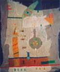 Obras de arte: America : Perú : Lima : Surco : ritual