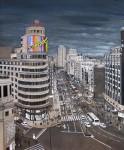 Obras de arte: Europa : España : Madrid : Madrid_ciudad : De Madrid al cielo