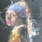 Obras de arte: Europa : España : Catalunya_Barcelona : Barcelona : niña
