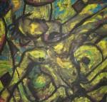 Obras de arte: America : México : Chiapas : Tapachula : cardiograma