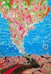 Obras de arte: America : Argentina : Cordoba : cordoba_capital : Tornado