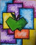 Obras de arte: America : México : Baja_California : tijuana : Manzana