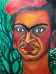 Frida Kahlo, miradas sobre la Humanidad, lucha para la Libertad