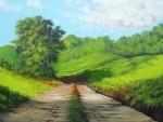 Obras de arte: America : Brasil : Sao_Paulo : Sao_Paulo_ciudad : estrada rural