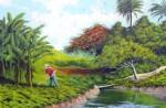 Obras de arte: America : Brasil : Sao_Paulo : Sao_Paulo_ciudad : vida rural II