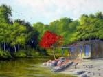 Obras de arte: America : Brasil : Sao_Paulo : Sao_Paulo_ciudad : paraíso de pescador III