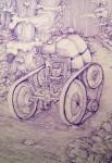 Obras de arte: America : Argentina : Cordoba : cordoba_capital : Transporte