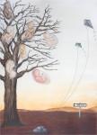 Obras de arte: America : México : Chihuahua : juarez : árbol de ovulos fecundados