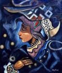 Obras de arte: America : Ecuador : Pichincha : Quito_ciudad : Última Virgen