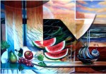Obras de arte: America : Perú : Piura : Piura_ciudad : NATURALEZA COMPLICADA