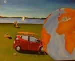 Obras de arte: Europa : España : Madrid : mostoles : ATRAVES DEL MUNDO