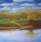Obras de arte: Europa : España : Galicia_Pontevedra : A_Guarda_(La_Guardia) : CALIDEZ