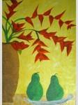 Obras de arte: Asia : Bahrein : Juzur_Hawar : juffair : mis  peras