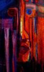 Obras de arte: America : Chile : Antofagasta : antofa : Ainavillo con Maipù