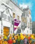 Obras de arte: Europa : España : Navarra : Pamplona_ciudad : El pianista sin mano