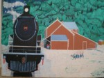 Obras de arte: Europa : España : Andalucía_Jaén : Jaen_ciudad : TREN DE ALASKA