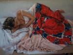 Obras de arte: Europa : España : Valencia : Alicante : Neus con mantón