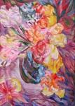 Obras de arte: Asia : Israel : Southern-Israel : Ashkelon : My bouquet