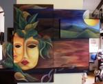 Obras de arte: America : Colombia : Cauca : Popayan : Emmanuel