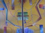 Obras de arte: Europa : España : Madrid : mostoles : VIDAS ENLAZADAS