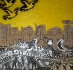 Obras de arte: Europa : España : Galicia_Lugo : Villalba : La libertad por encima de todo