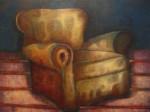 Obras de arte: America : Perú : La_Libertad-Peru : Trujillo,_trujillo : Sillon