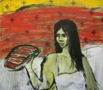 Obras de arte: America : Argentina : Buenos_Aires : La_Plata : Vero con canelones de verdura
