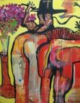 Obras de arte: America : Argentina : Buenos_Aires : La_Plata : El Arriero