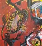 Obras de arte: America : Argentina : Buenos_Aires : La_Plata : la ira divina