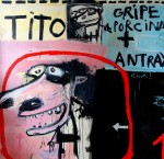 Obras de arte: America : Argentina : Buenos_Aires : Capital_Federal : sopita de antrax