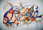 Obras de arte: America : Argentina : Rio__Negro : Bariloche : APARECIENDO TIMIDAMENTE LO OCULTO